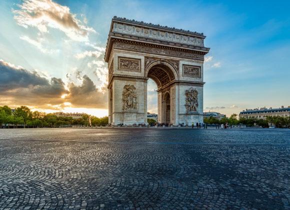 Arc de Triomphe de l'Étoile Paris