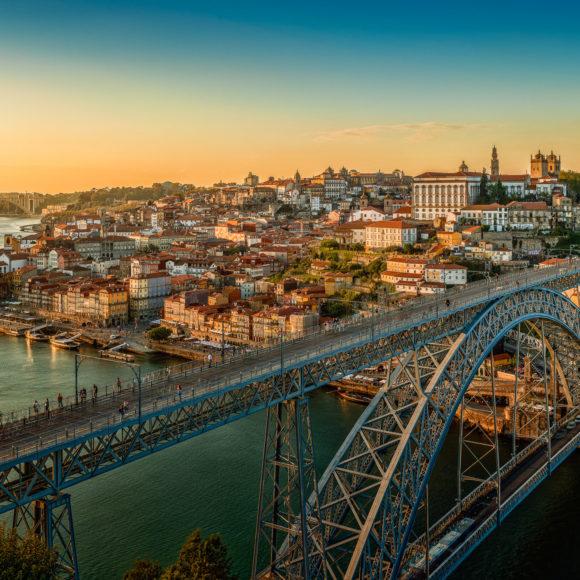 Porto – Ponte-Dom-Luis-I