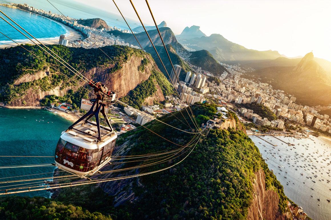 Rio de Janeiro – Zuckerhut Seilbahn