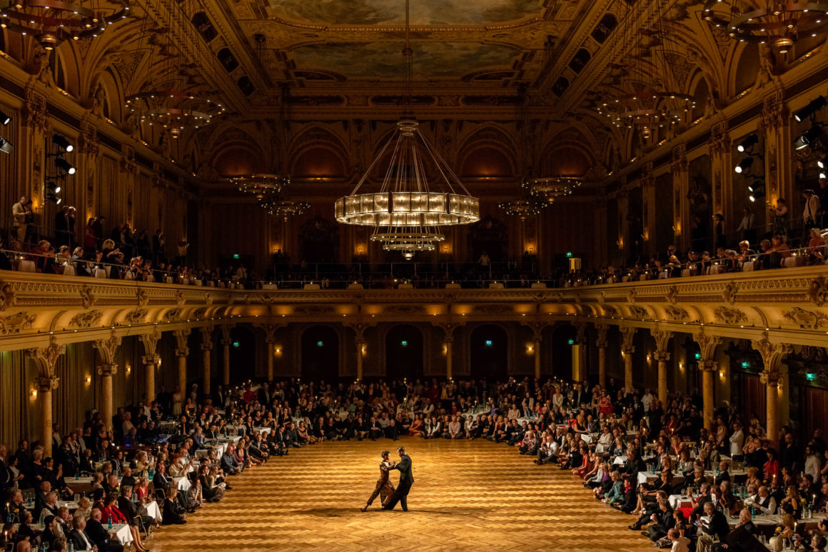 Tango in der Wuppertaler Stadthalle
