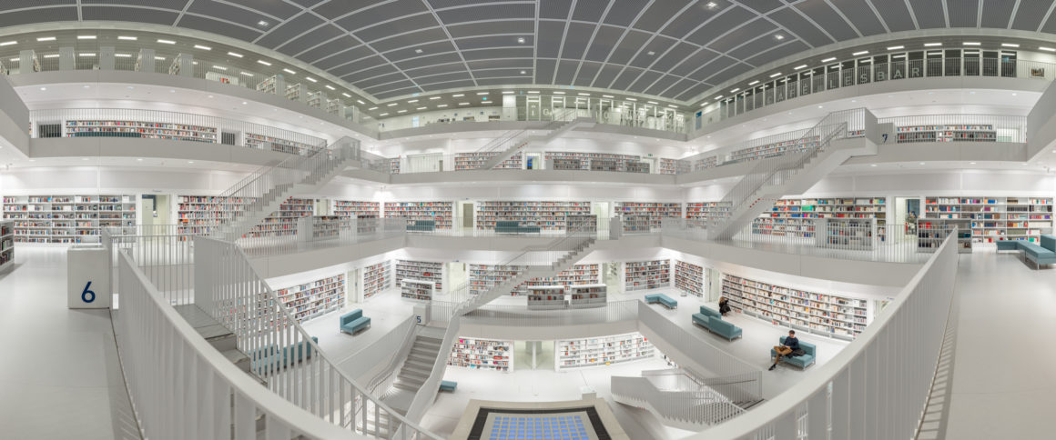 Stadtbibliothek Stuttgart Mailänder Platz